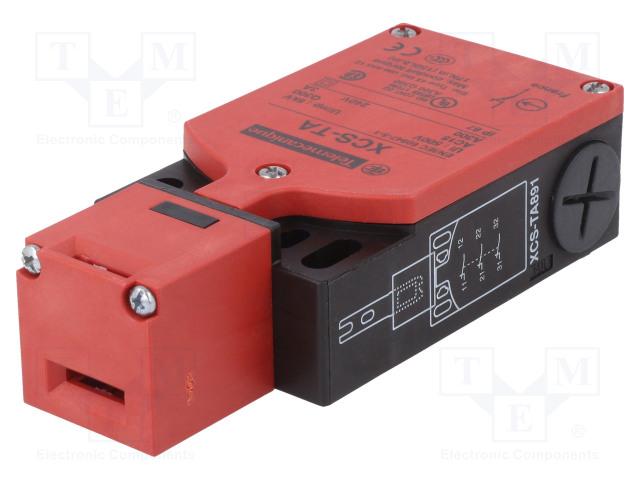 SCHNEIDER ELECTRIC XCSTA891 - Bezpečnostní spínač: zámkový