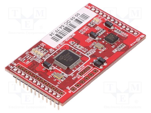 WIZNET WIZ750SR-100 - Moduuli: Ethernet