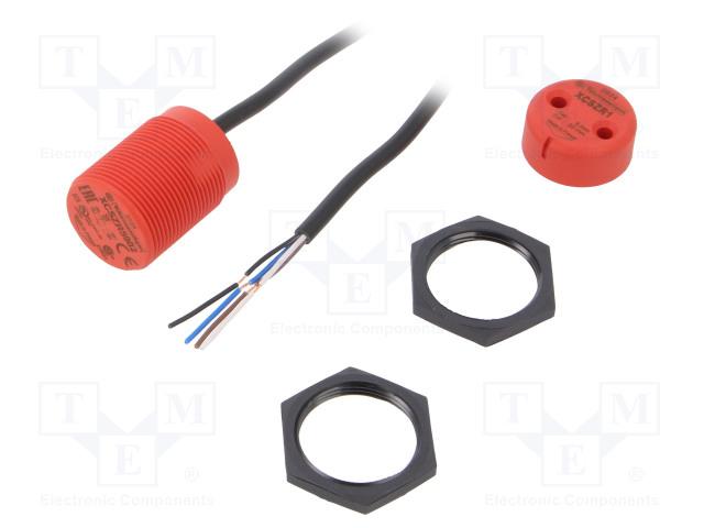 SCHNEIDER ELECTRIC XCSDMR5902 - Bezpečnostní spínač: magnetický