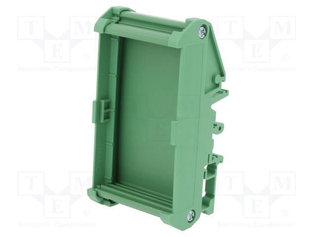 DEGSON ELECTRONICS DM72-40-14-00A(H) - Enclosure: enclosure base