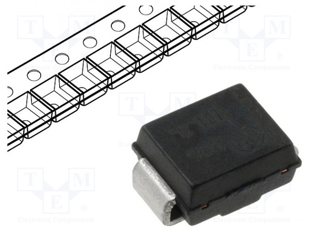 ON SEMICONDUCTOR MBRS130LT3G - Diode: Schottky rectifying