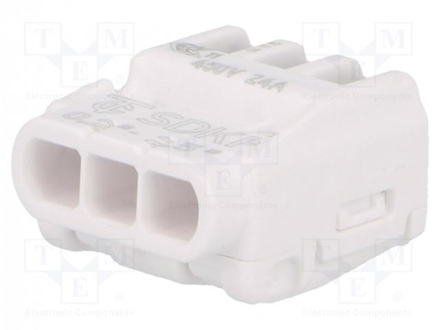 ELECTRO TERMINAL 88167927 SDKF 3 - Connettore rapido per installazioni