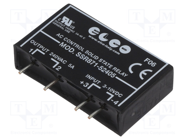 ELCO SRL SSR 871-52405 - Relay: solid state