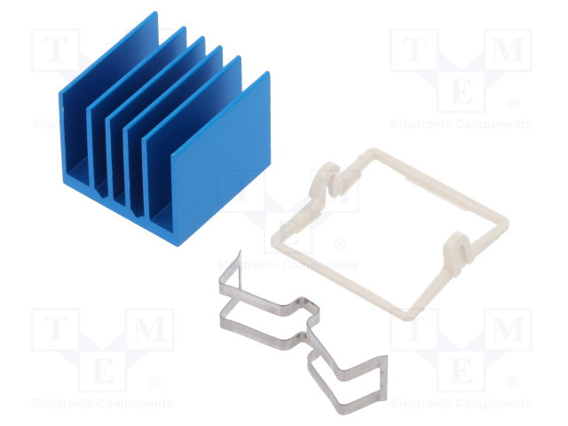 Advanced Thermal Solutions ATS-X53210P-C1-R0 - Heatsink: extruded