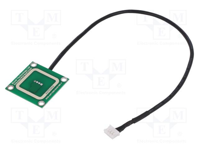 ECCEL RFID-ANT1356-25X25-300 V1 - Antenna