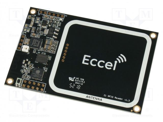ECCEL PEPPER WIRELESS C1 UART - RFID reader