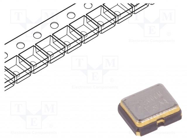 IQD FREQUENCY PRODUCTS LFSPXO056269CUTT - Generator: quartz