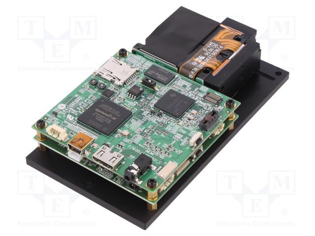 TEXAS INSTRUMENTS DLPLIGHTCRAFTER - Zest.uruch: TI MSP430