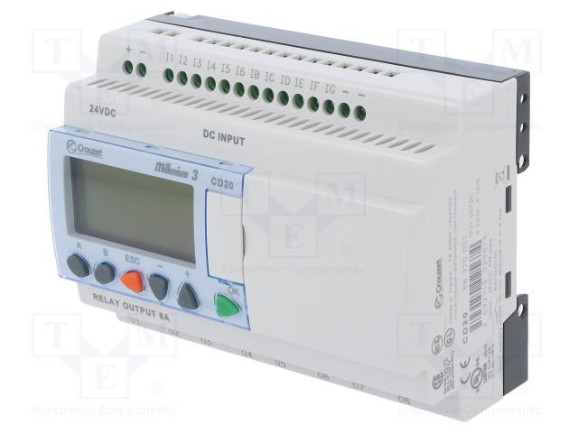CROUZET 88970051 - Programmable relay