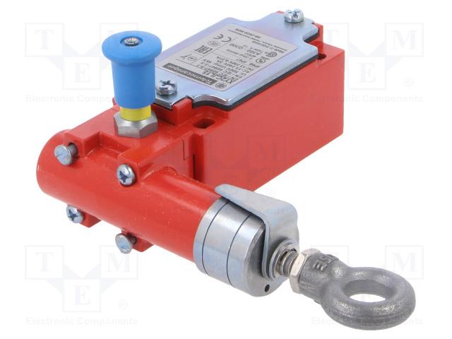 SCHNEIDER ELECTRIC XY2CJL15 - Bezpečnostní spínač: lankový jednostranný