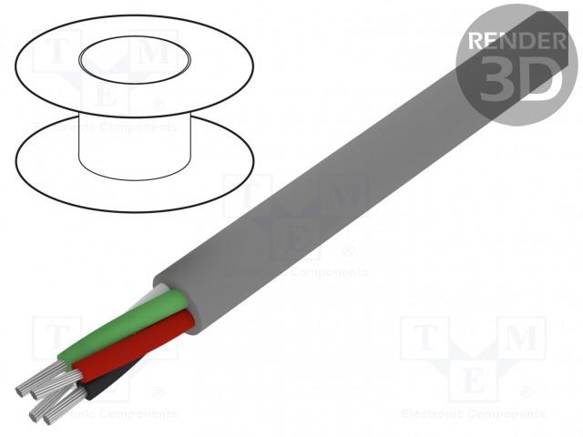 ALPHA WIRE 1174C SL005 - Wire