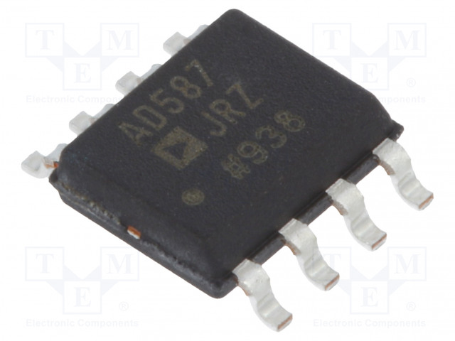 Analog Devices AD587JRZ - IC: voltage reference source
