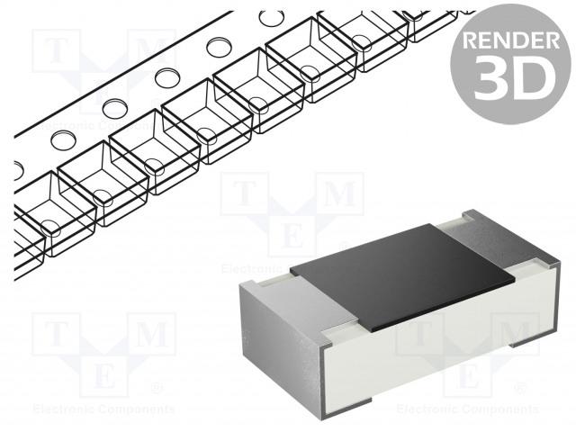 PANASONIC ERJ3EKF1002V - Resistor: thick film
