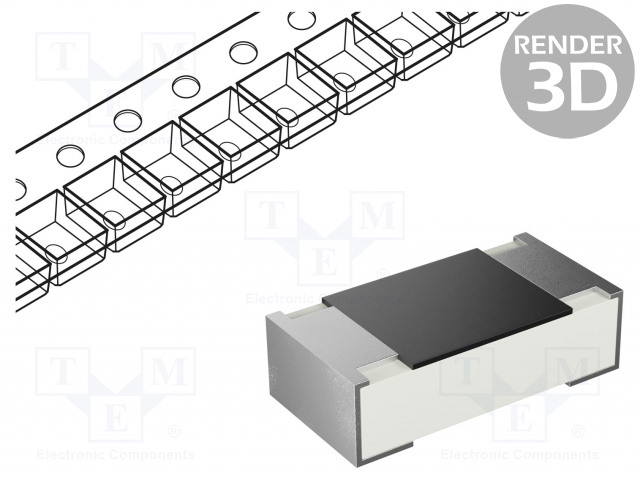 PANASONIC ERA3AEB203V - Resistor: thin film