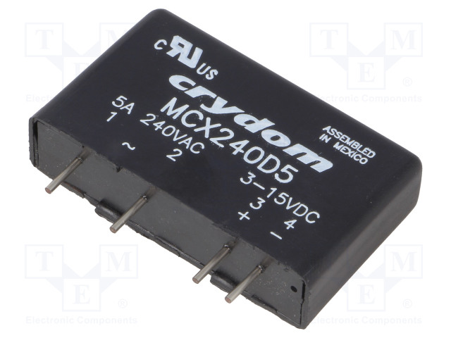 CRYDOM MCX240D5 - Relay: solid state