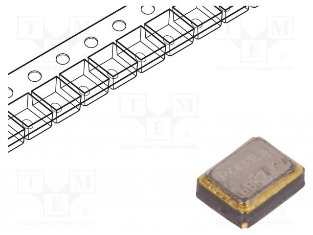 IQD FREQUENCY PRODUCTS LFTCXO070163CUTT - Generator: TCXO