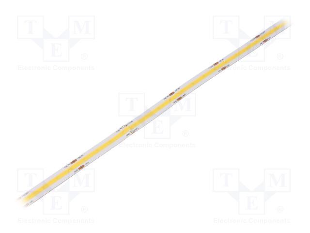 WISVA OPTOELECTRONICS HH-SNW528F010W24-COB IP20 - Fita LED