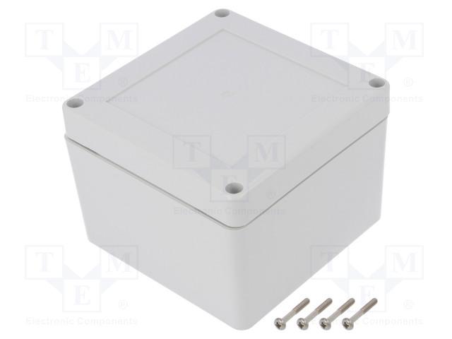 KRADEX ZP105.105.75SJ TM ABS - Obudowa: uniwersalna