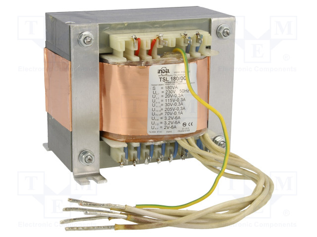 INDEL TSL 180/001 - Muuntaja: verkkomuuntaja