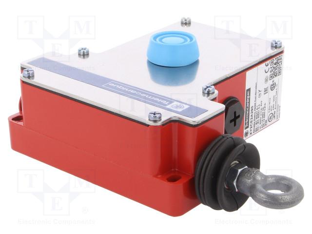 SCHNEIDER ELECTRIC XY2CE2A290 - Bezpečnostní spínač: lankový jednostranný