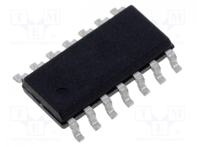 TEXAS INSTRUMENTS TL064ID-TI - Operational amplifier