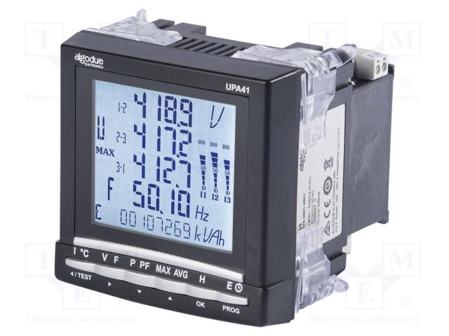 ALGODUE 1215.0002.0001 - Energialaadun analysaattori