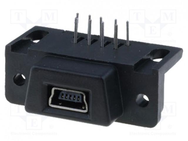 FTDI DB9-USB-D5-M - Moduuli: USB