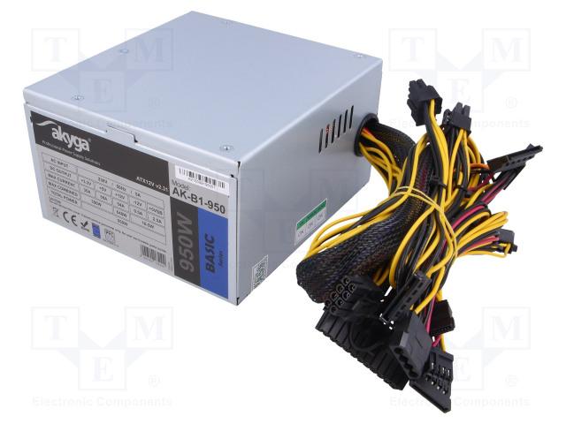 AKYGA AK-B1-950 - Power supply: computer