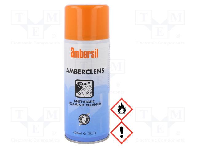 AMBERSIL 31592 - Antistaattinen puhdistusvaahto