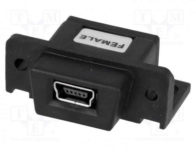 FTDI DB9-USB-F - Moduuli: USB