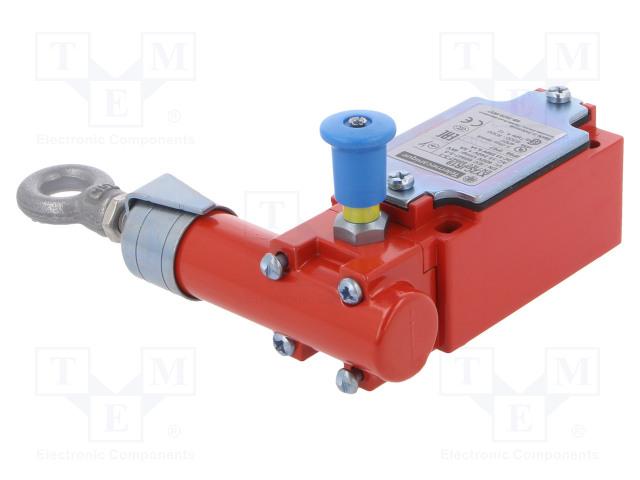 SCHNEIDER ELECTRIC XY2CJR19 - Bezpečnostní spínač: lankový jednostranný