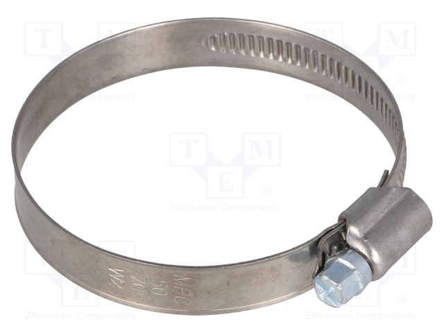 MPC INDUSTRIES DD2050 - Worm gear clamp