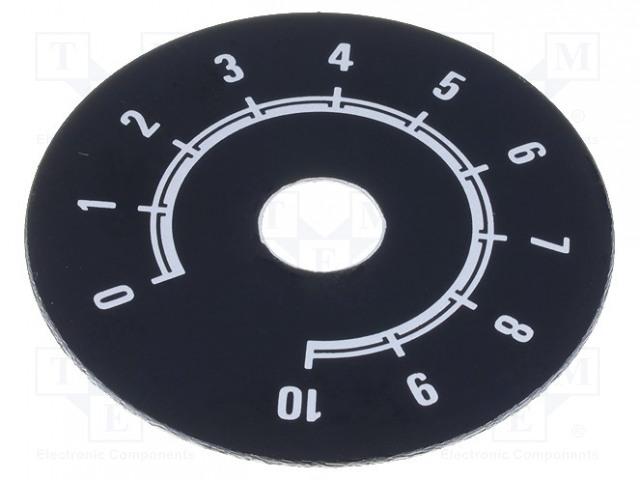 SUPERTRONIC 220.107 - Skala