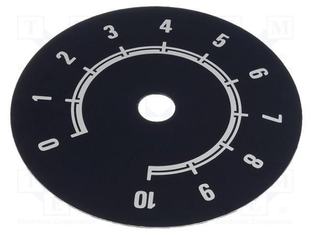 SUPERTRONIC 220.111 - Skala