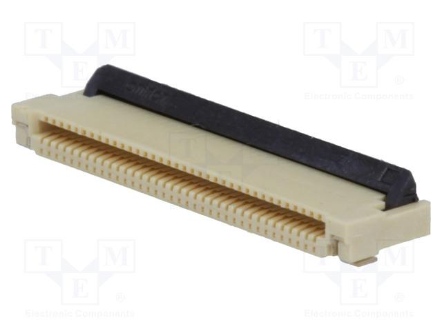 OMRON OCB XF2M36151AR100 - Connector: FFC (FPC)