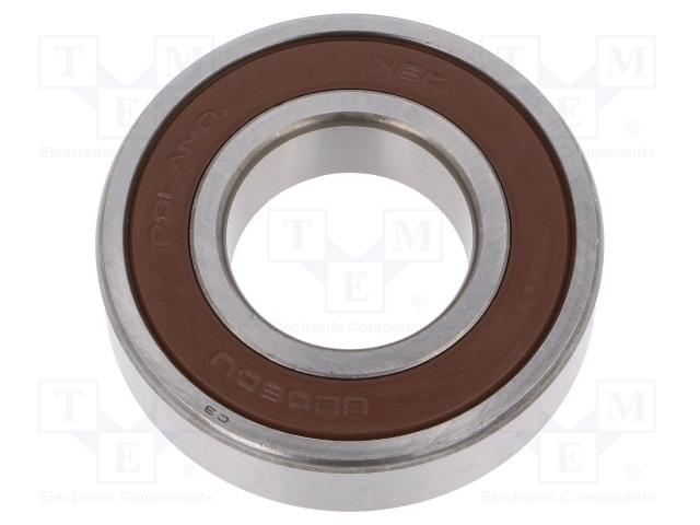 NSK 6206 DDU C3 E NSK - Bearing: ball