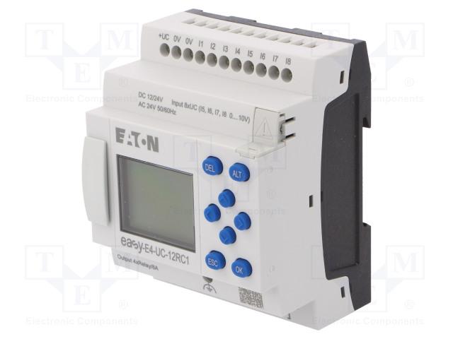 EATON ELECTRIC EASY-BOX-E4-UC1 - EasyE4 Starterset