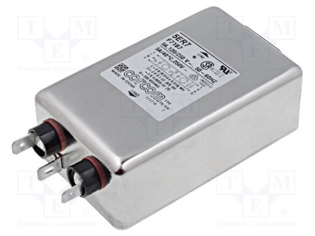 TE Connectivity 1-6609031-1 - Filter: anti-interference