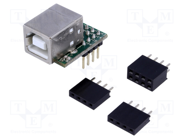 FTDI MM232R - Moduuli: USB