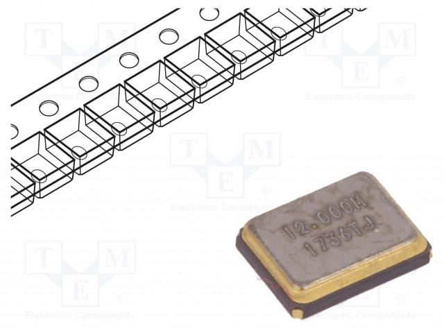 IQD FREQUENCY PRODUCTS LFXTAL071742CUTT - Resonator: quartz