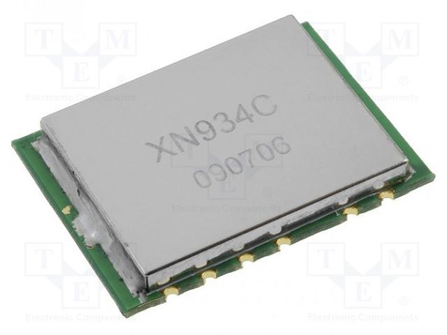 HOPE MICROELECTRONICS GPS03 - Moduuli: GPS