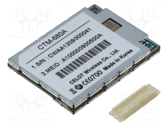 CELOT WIRELESS CTM-680-A - Moduuli: GSM