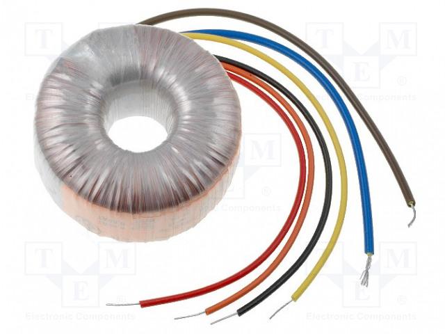 TALEMA 55101-P1S2 - Transformator: Ringkern