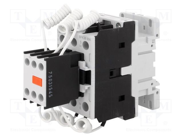 LOVATO ELECTRIC BFK3800A230 - Kontaktori: 3-napainen