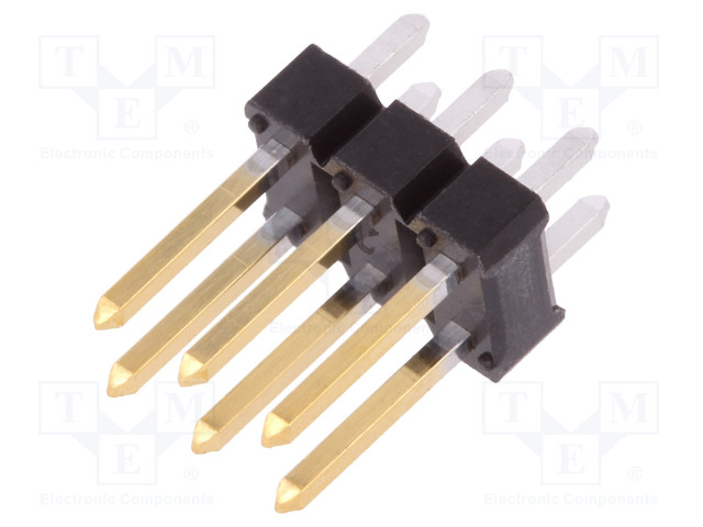 AMPHENOL 67996-206HLF - Pin header