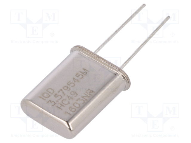 IQD FREQUENCY PRODUCTS LFXTAL003056BULK - Resonator: quartz