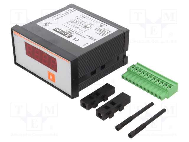 LOVATO ELECTRIC DMK 01 - Ampeerimittari