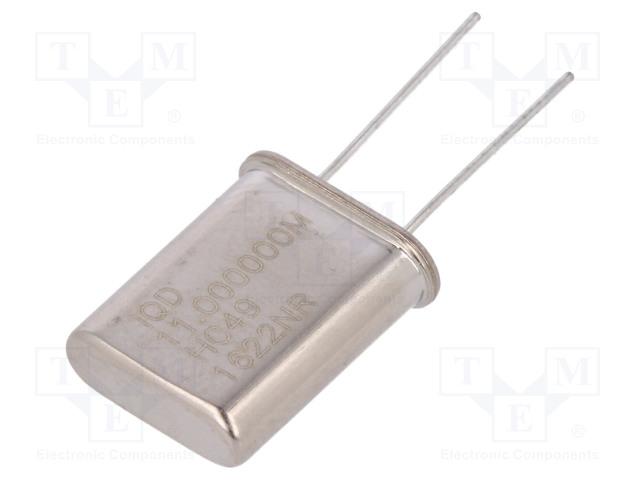 IQD FREQUENCY PRODUCTS LFXTAL003327BULK - Resonator: quartz