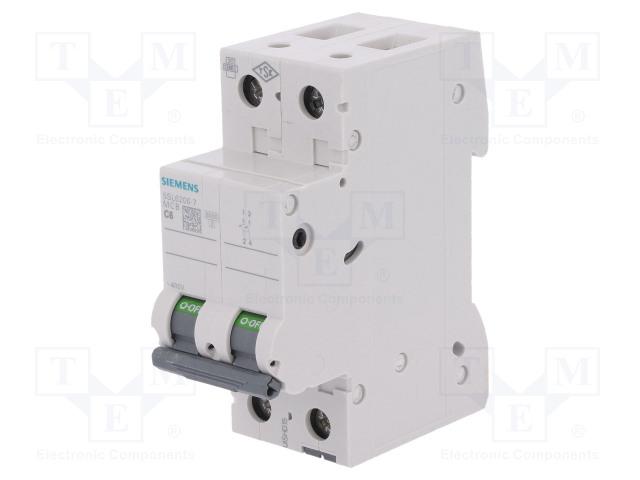SIEMENS 5SL6206-7 - Circuit breaker
