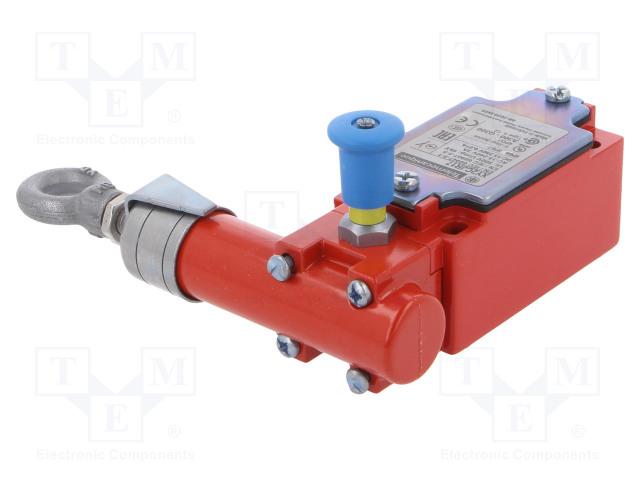 SCHNEIDER ELECTRIC XY2CJL19 - Bezpečnostní spínač: lankový jednostranný